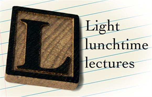 Light Lunchtime Lecture Keith Luckey: Play Me A Train Song