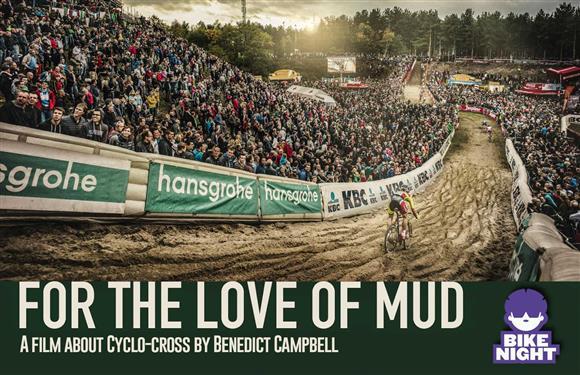 A Bike Night film screening: For the Love of Mud