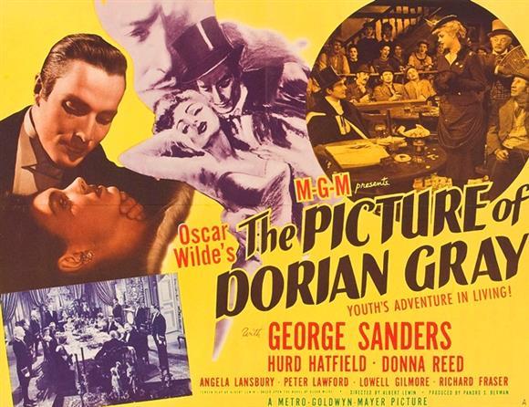 Literature Film: The Picture of Dorian Gray (1945) 110 Mins (PG)