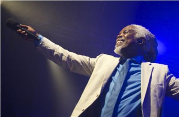 Billy Ocean at Lincoln Castle