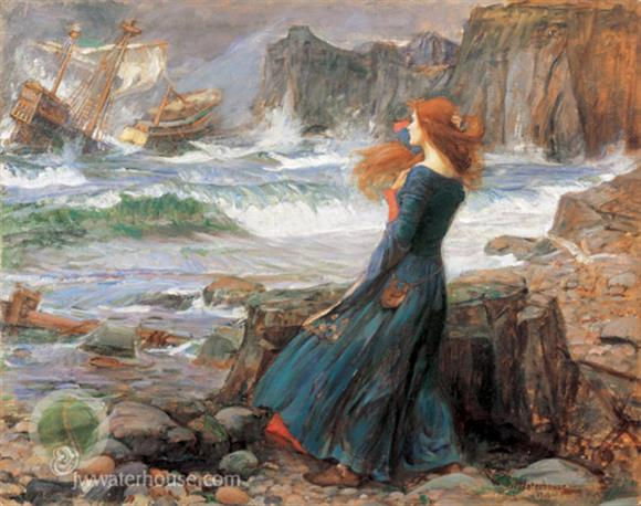 Literature Talk with Dr Jayne McKay: 'The Tempest' by Shakespeare