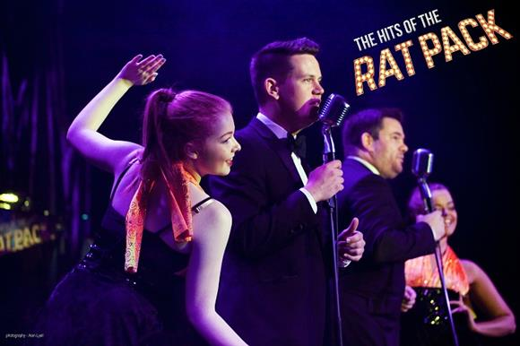 An Evening with Frank, Dean & Judy - The Hits of the Rat Pack