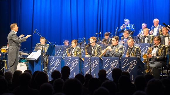 RAF Swing Wing - A Tribute to Great Bandleaders