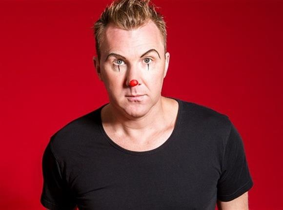 Jason Byrne - 20 Years a Clown