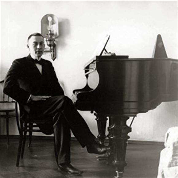 LICMF Event 12: Rachmaninov, Delius, Prokofiev & Debussy