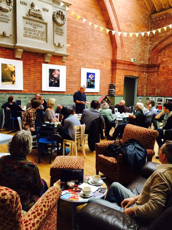Lincoln Philosophy Cafe