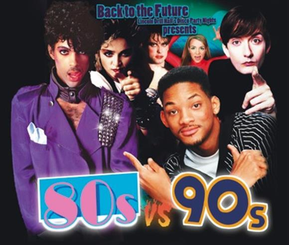 Back To The Future: 80s vs 90s!!
