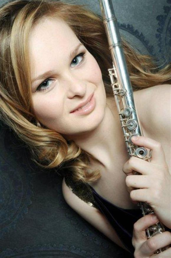 Lunchtime Concert: Helena Gourd - Flute
