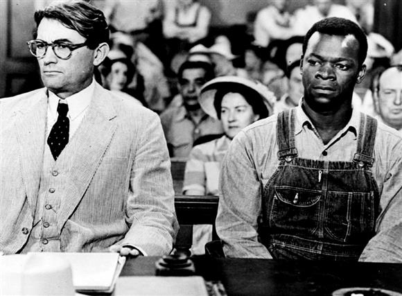Literature Film: To Kill A Mockingbird  (1962) 129 Mins (PG)