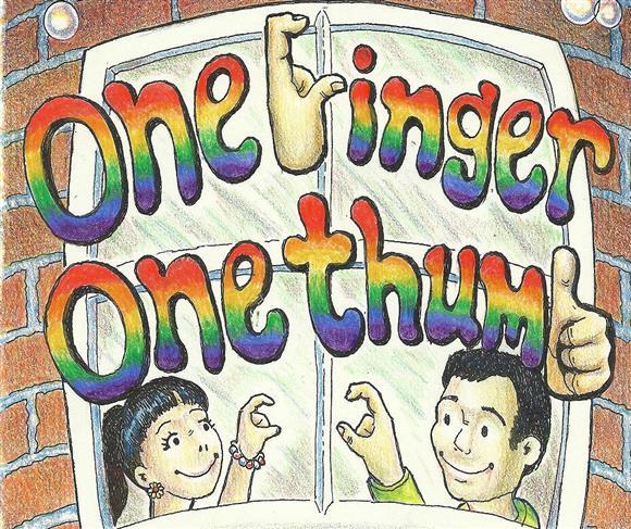 One Finger One Thumb - Big Window Theatre Company