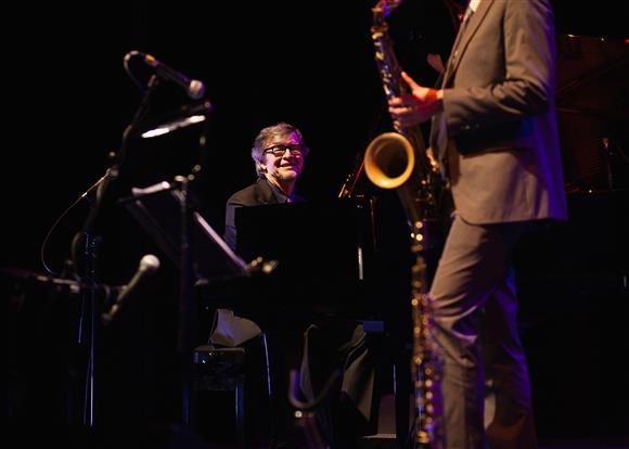 New Jazz 5: Darius Brubeck Quartet featuring Dave O'Higgins