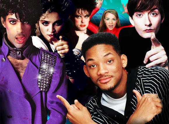 Back to the Future: 80s vs 90s!*