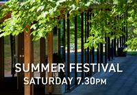 Saturday EVENING Summer Festival 2020