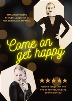 Come on Get Happy - Hannah Kiss Thumbnail image