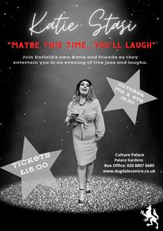 Maybe This Time... You'll Laugh - Katie Stasi Thumbnail image