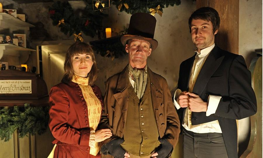 Victorian Londoners in the museum
