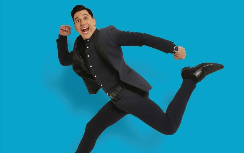 Russell Kane: The Fast & The Curious