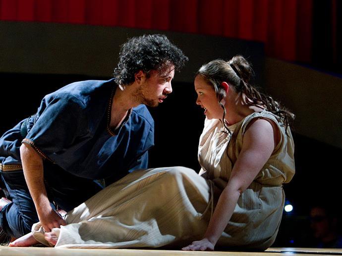 MMus Distilled Opera - L'incoronazione di Poppea - Cancelled   Royal Conservatoire of Scotland Box Office at RCS, 100 Renfrew Street, Glasgow, G2 3DB   Royal Conservatoire of Scotland