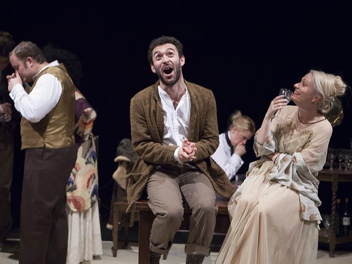 Royal Conservatoire of Scotland Actors in period costume