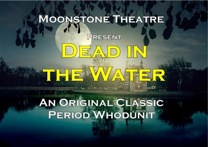 Promotional image for Dead in the Water