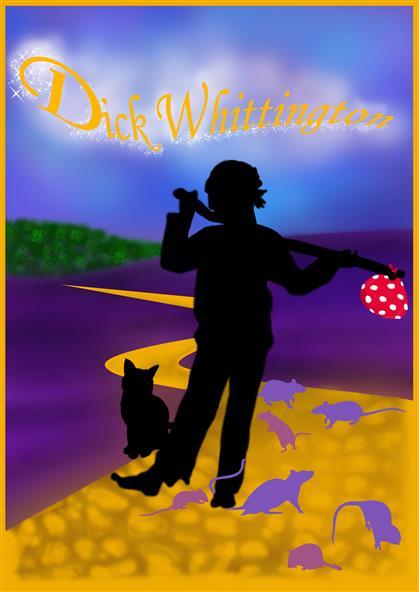 Promotional image for Dick Whittington
