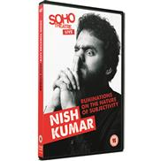 Soho Theatre Live - Nish Kumar: Ruminations on the Nature of Subjectivity