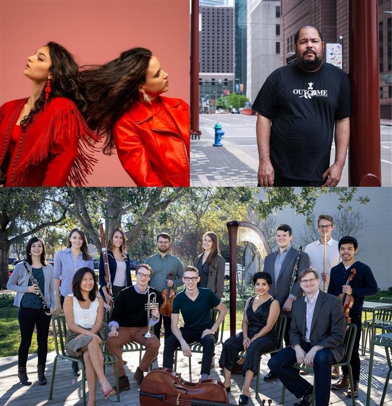 Houston Artist Commissioning Project Live Part 1