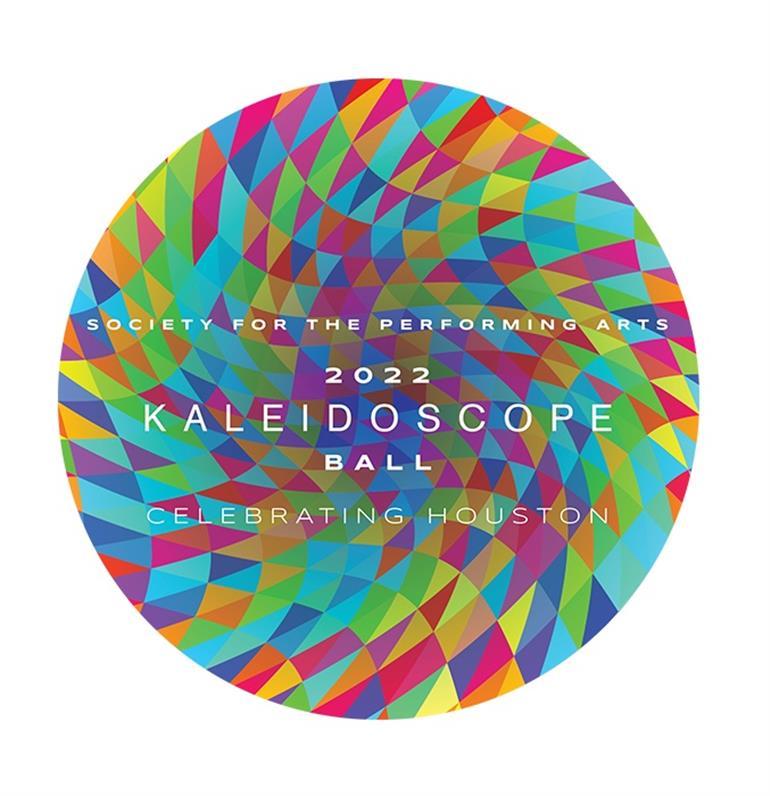 2022 Kaleidoscope Ball