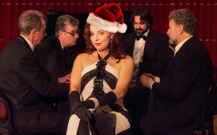 Jazz at the Movies: A Swinging Christmas 2018! image