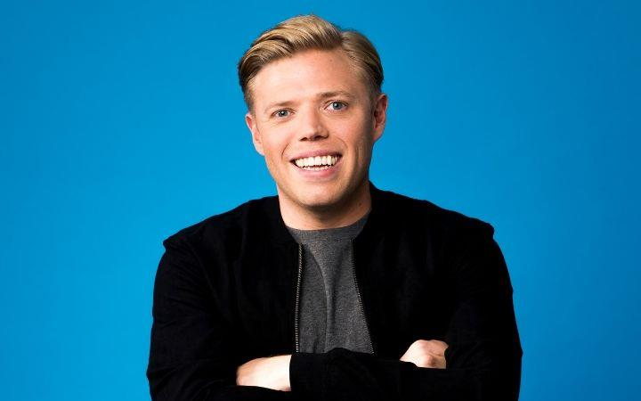 Rob Beckett - Work In Progress image