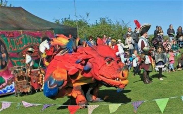 The Return of Dragon Fest at West Stow! image