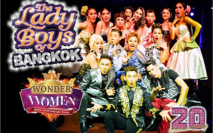 The Ladyboys of Bangkok 2018 image