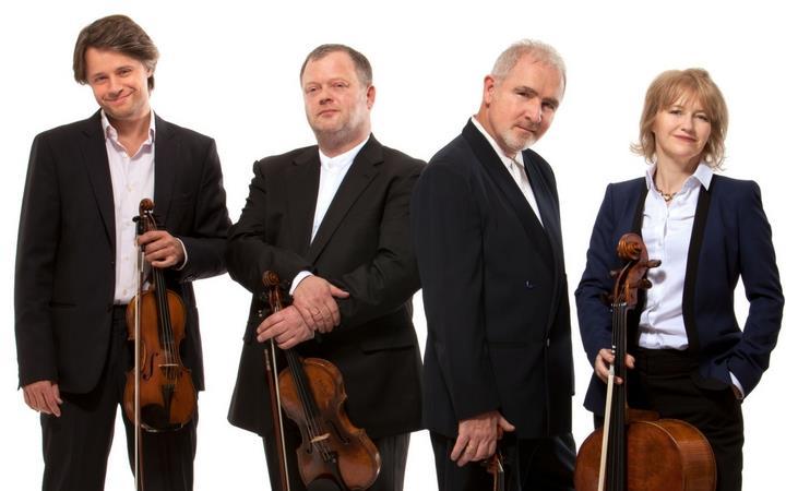 Brodsky Quartet & Sir Willard White image