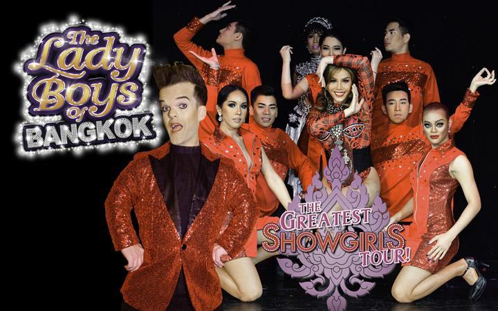 The Ladyboys of Bangkok 2019 image
