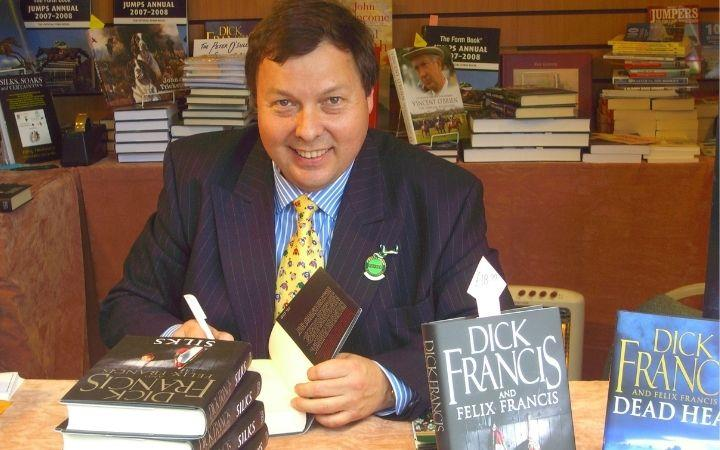 On the Trail of Dick Francis image