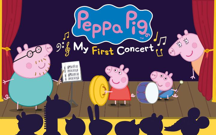 Peppa Pig - My First Concert image