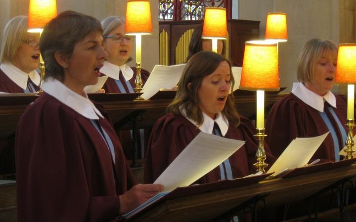 St Edmundsbury Singers image