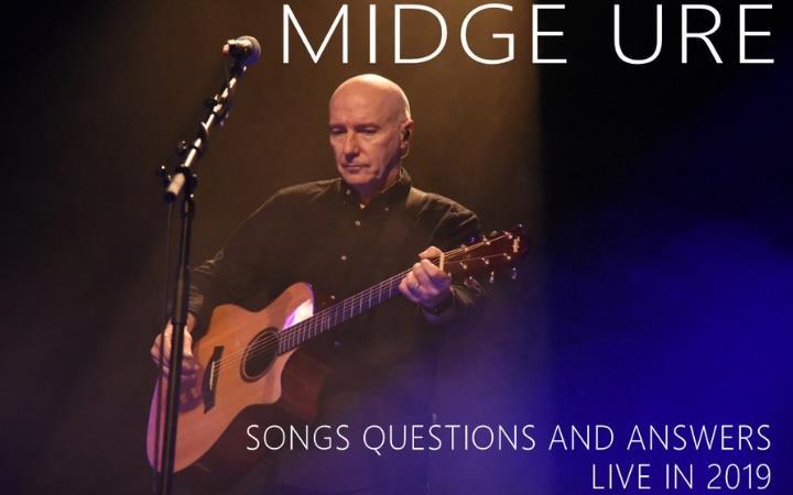 Midge Ure image
