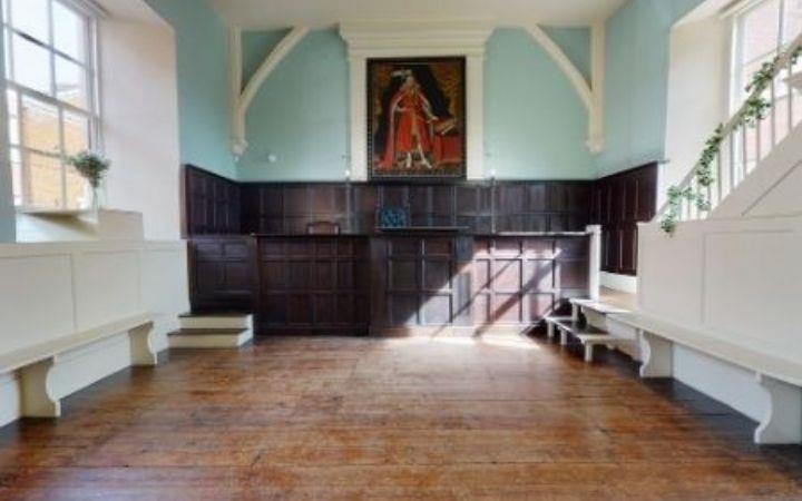 Bury St Edmunds Guildhall image