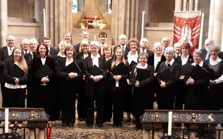Kirybe Voices Concert - Breaking the Silence image