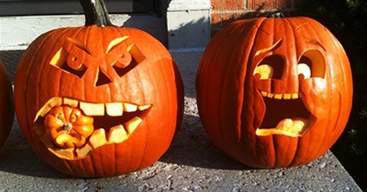 Pumpkin Carving at Nowton Park
