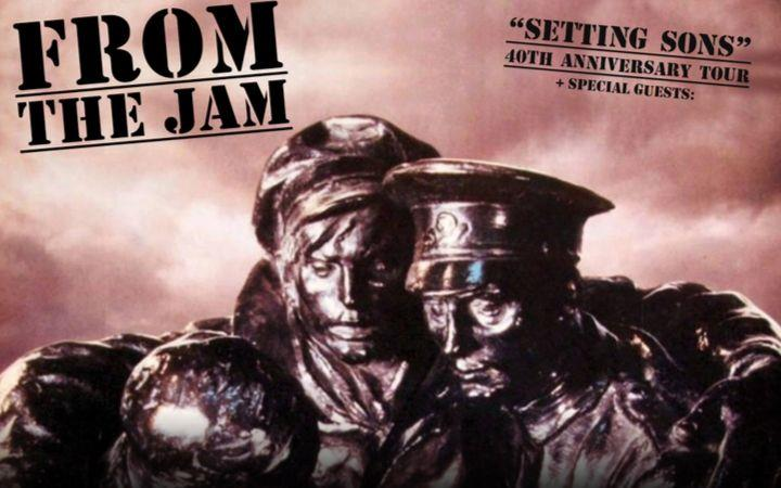 Postponed - From the Jam: Setting Sons 40th Anniversary image