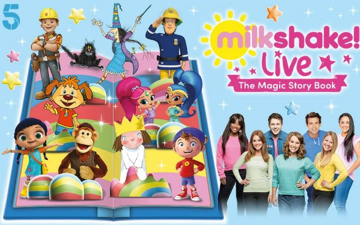 Milkshake! Live