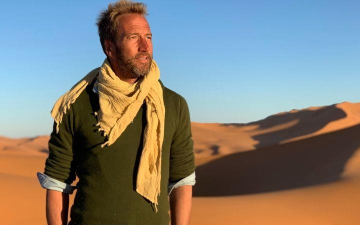 Postponed - Ben Fogle - Tales from the Wilderness image