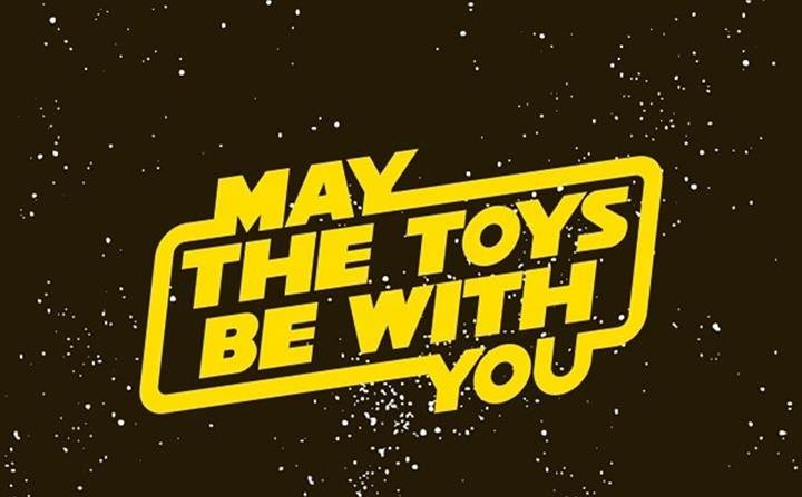 May The Toys Be With You  image