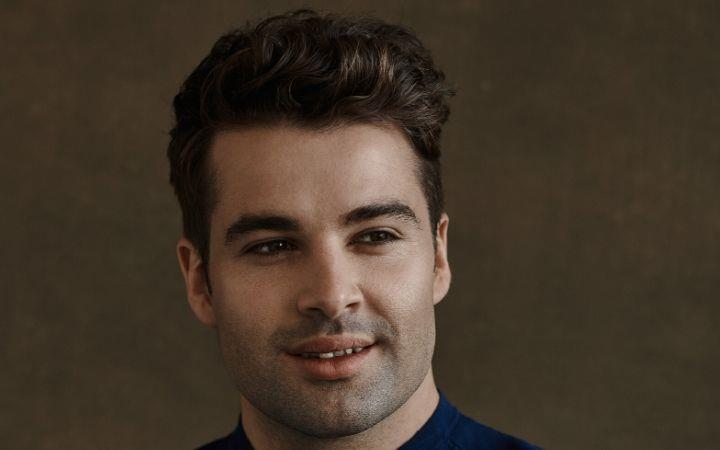 Postponed - Joe McElderry image
