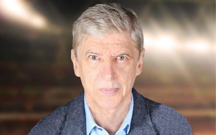 A Live Stream with Arsene Wenger image