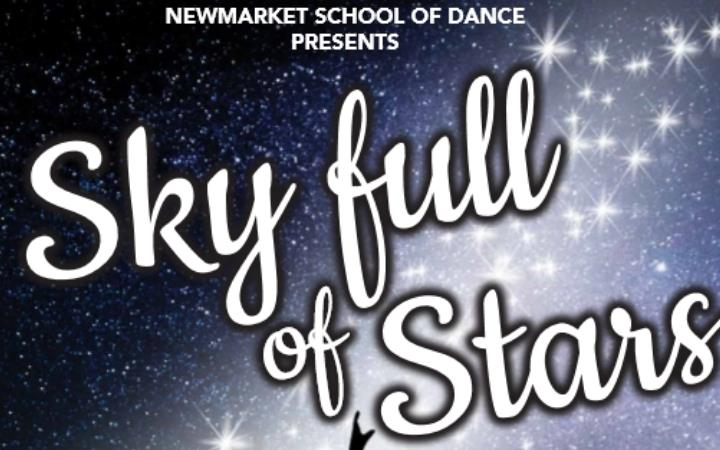 Sky Full of Stars - Newmarket School of Dance image