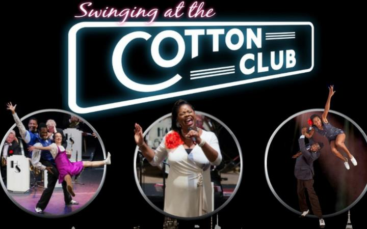 Swinging at the Cotton Club image
