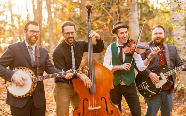 Gordie MacKeeman & His Rhythm Boys image
